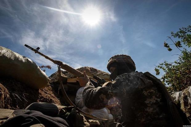 Бой длился пять часов. На Донбассе погибли четверо бойцов ВСУ