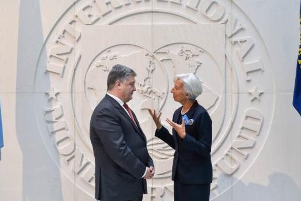 Стали известны размеры новых траншей МВФ для Украины