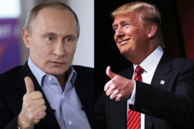 Песков: Путин будет общаться с Трампом без помощников