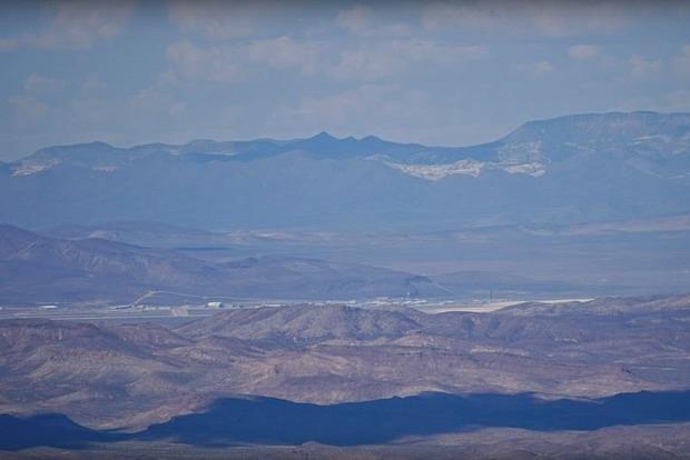 Сделаны снимки секретной военной базы США, на которой содержат пришельцев