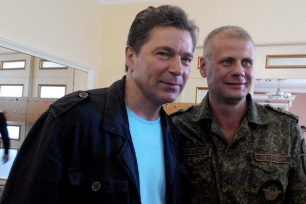 Известный российский актер выступил в «ДНР»