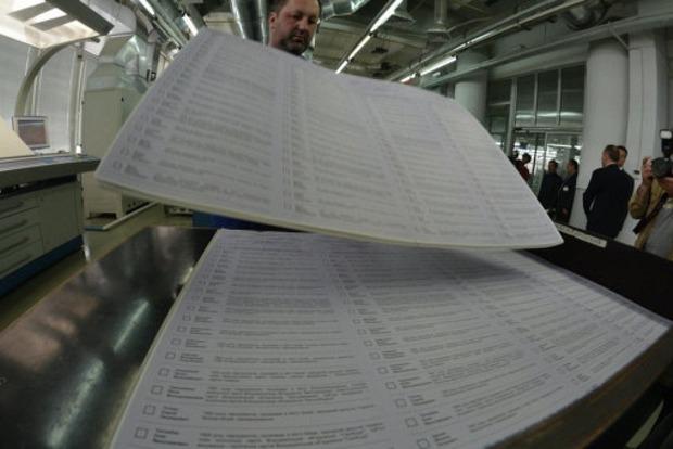 Контролировать печать бюллетеней для Мариуполя и Красноармейска будет специальная комиссия