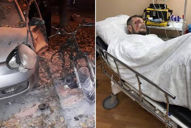 Покушение на Мосийчука: врач рассказал о травме депутата