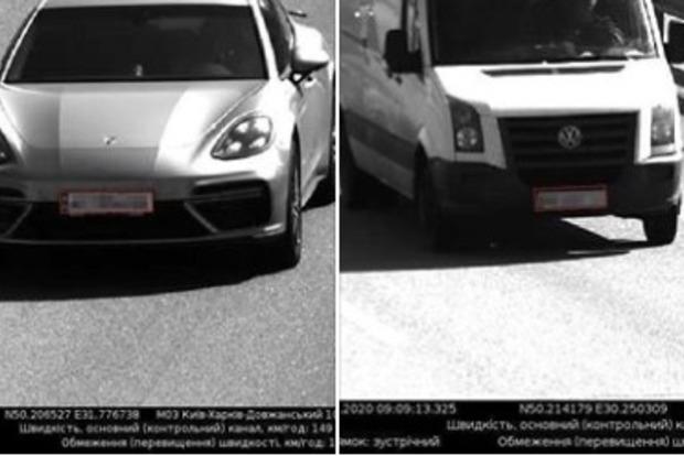 В Киевской области полиция зафиксировала на камеры новый антирекорд