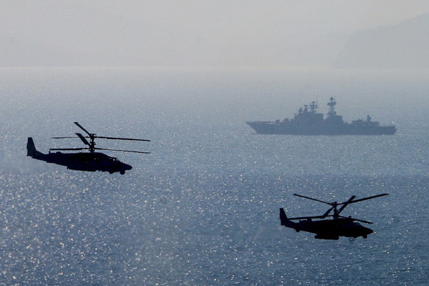Украинская авиация готова оборонять побережье Азовского моря