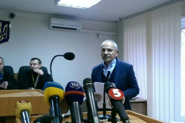 Шустер дал показания в суде против спецназовцев из РФ
