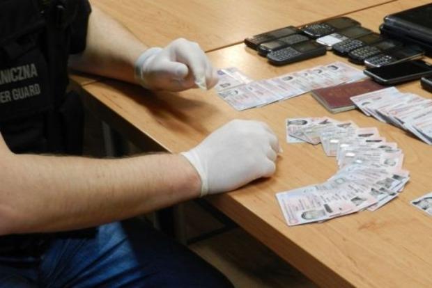 В Польше разоблачены преступники, которые переправляли украинцев в Британию