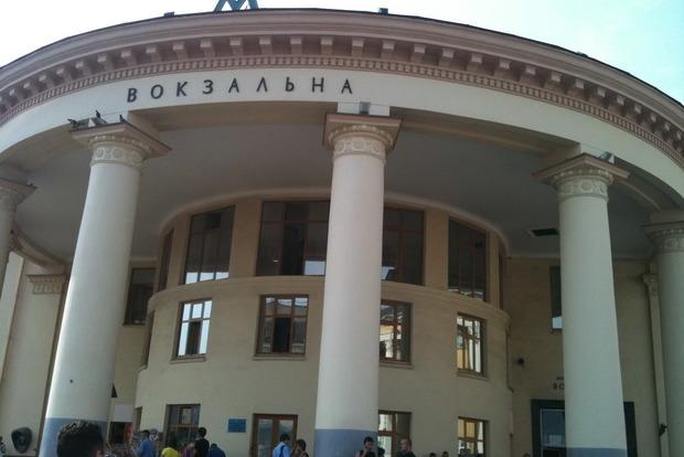 Станция метро «Вокзальная» работает в обычном режиме