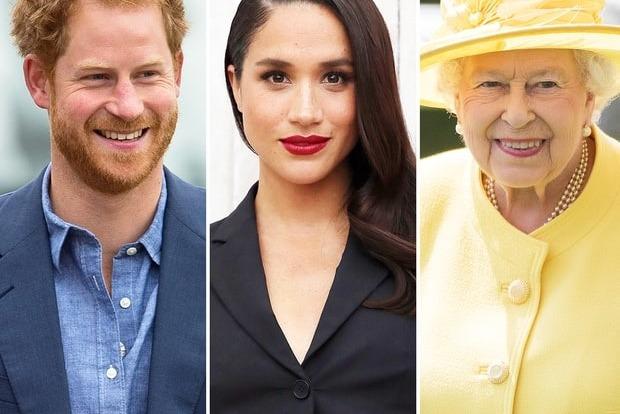 Британский принц познакомил бабушку Елизавету II со своей девушкой