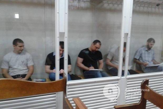 На суде по делу об убийствах на Майдане у «экс-беркутовца» пожаловался на приступы паники