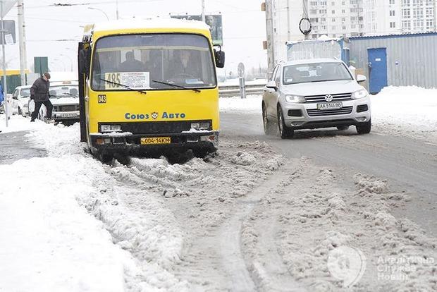 В Киеве цены на проезд в маршрутках могут поднять до 8 гривен - СМИ