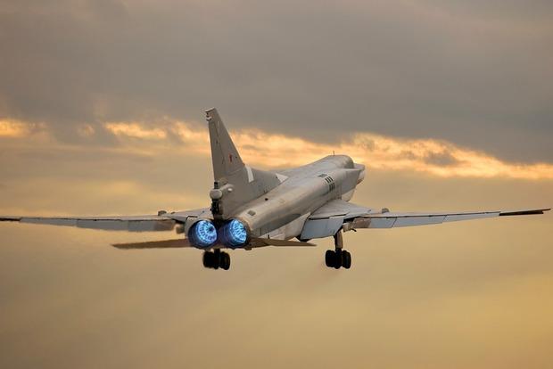 Росія знову застосувала авіацію для бомбардувань у Сирії