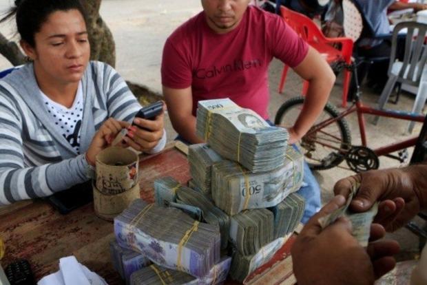 Инфляция в миллион процентов. Одна из стран третьего мира оказалась на грани краха