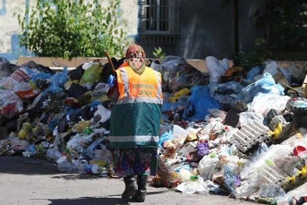 Во Львове от мусора уже расчистили 530 контейнерных площадок