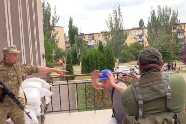 В Кривом Роге журналиста подстрелили во время постановочного кадра