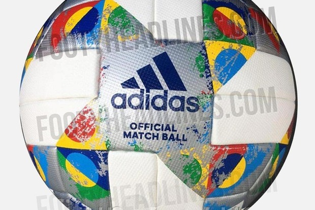 Россиян бомбит из-за украинского футбольного мяча Adidas