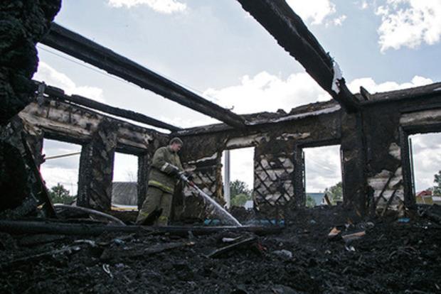 Осиротевший девятилетний мальчик спас из огня младших брата и сестру