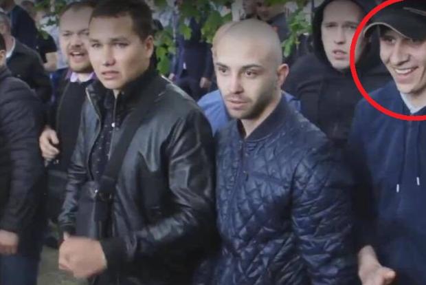 В Днипре задержали еще одного участника стычек 9 мая