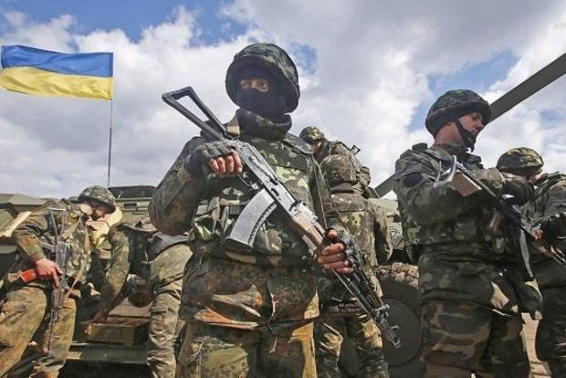 В зоне АТО боевики 59 раз открывали огонь, пострадали 2 военных