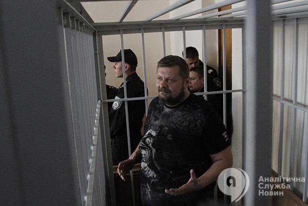 Мосийчук заявил, что его признание – следствие жестоких пыток
