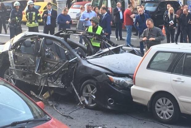 При взрыве на Бессарабке была ранена всемирно известная модель, лицо «Dior»