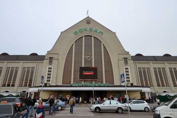 В Киеве 15-летний подросток заминировал вокзал