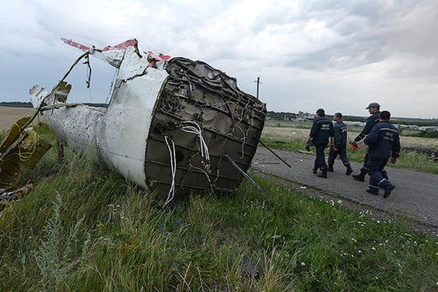 Россия закрыла воздушное пространство за день до трагедии сбитого «Буком» рейса MH17