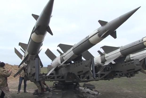 Небо ревет: появилось видео стрельб ВСУ вблизи Крыма