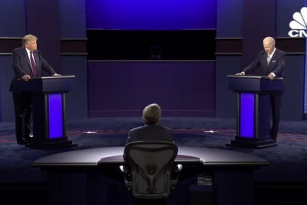 Дебаты кандидатов в президенты США превратились в базарную сварку