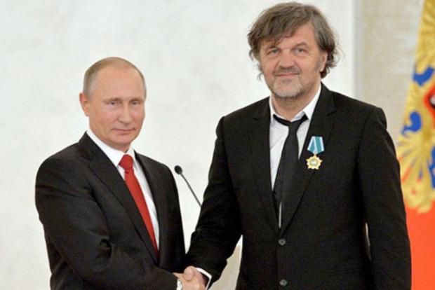 Явившийся в Крым Кустурица назвал Путина хорошим президентом