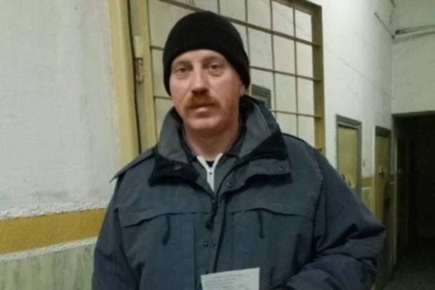 Бывший боец полка «Азов» Церцвадзе вышел на свободу из Лукьяновского СИЗО