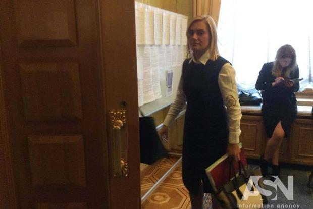Депутатка от Самопомочи щеголяла по Раде с сумкой за 3 тыс. долларов