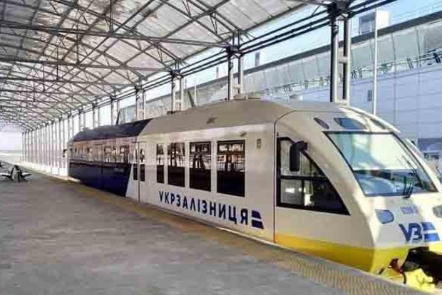 «Бориспільський експрес» знову зламався на півдорозі в аеропорт