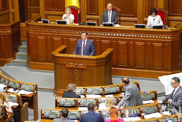 Луценко: Заказчик убийства Вороненкова находится в РФ