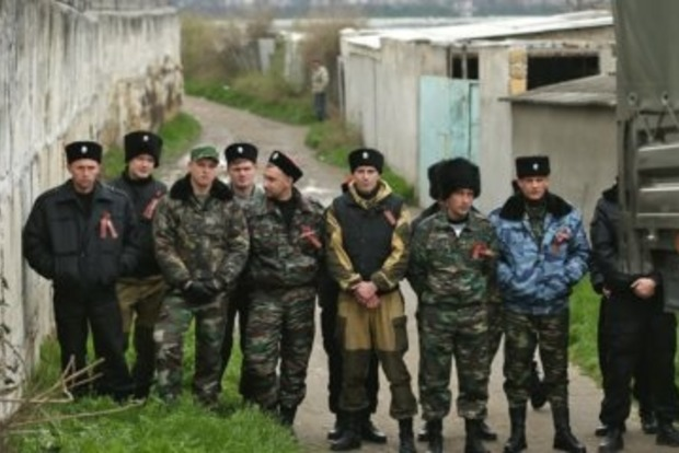 Задержан сепаратист, помогавший РФ в захвате Крыма
