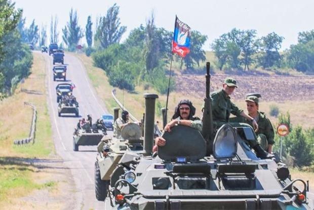 Волонтер Гай сказал одезертирстве группы боевиков «ДНР»