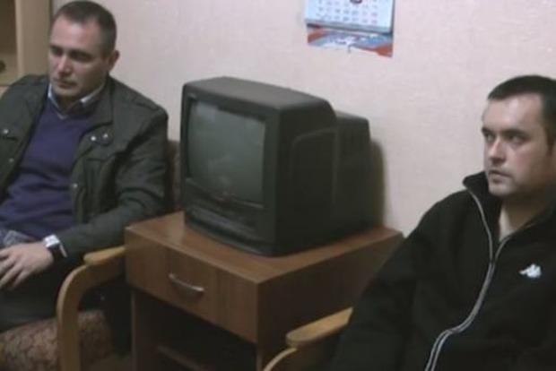 ФСБ опубликовало видео с задержанными украинскими пограничниками