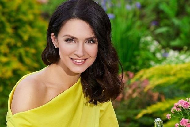 Популярная украинская телеведущая стала мамой в четвертый раз