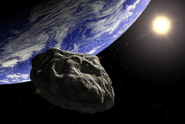 В феврале мимо Земли пролетит огромный астероид
