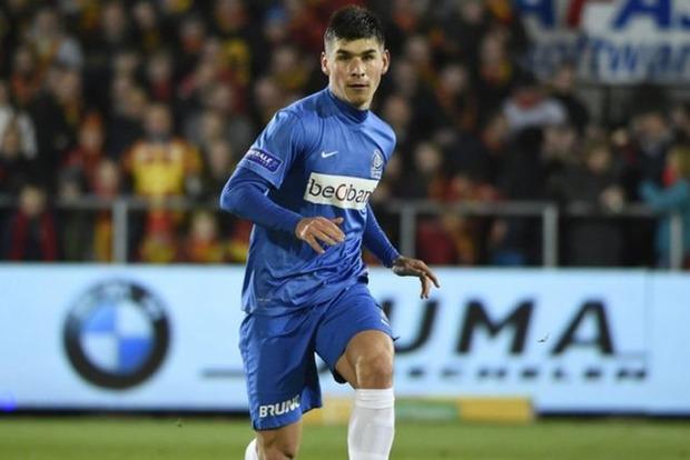 Малиновский забил эффектный гол в чемпионате Бельгии