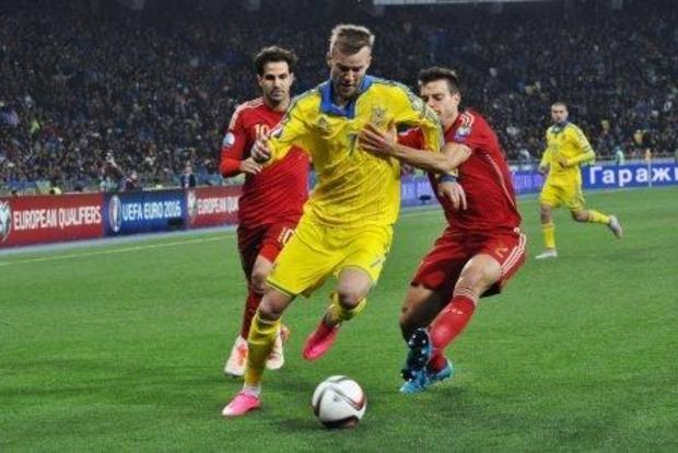 Эксперты сделали прогноз на матч Украины со сборной Испании
