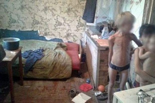 В 2017 году из семей Донецкой области забрали 112 детей