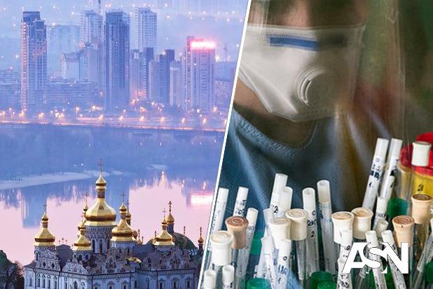 В Киеве увеличилось число заразившихся коронавирсом. Лидер - Дарницкий район