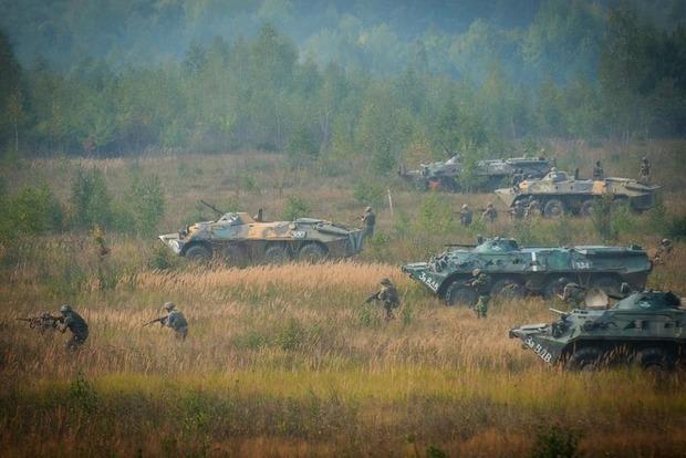 По всій Україні стартують масштабні військові навчання
