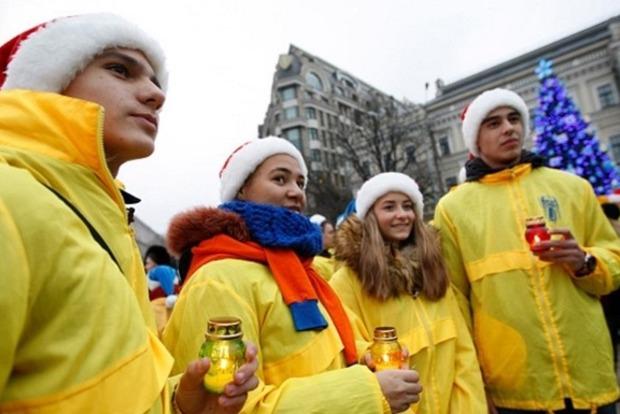 За год население Украины сократилось на 169,5 тыс. человек