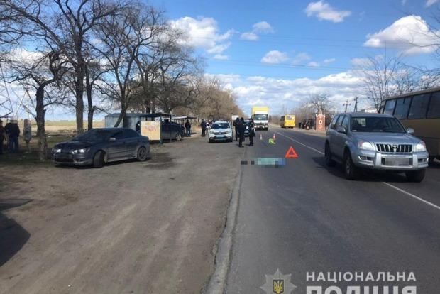 ДТП под Одессой: люди вышли на протест и перекрыли трассу