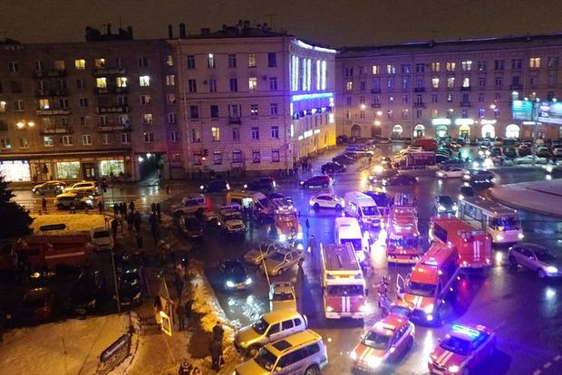 ІДІЛ взяла насебе відповідальність завибух умагазині Петербурга