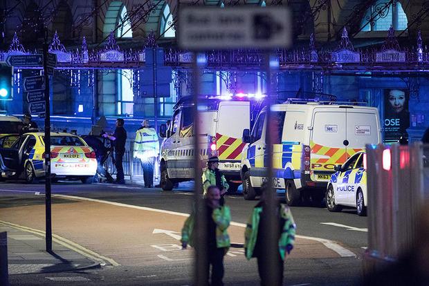 США еще не подтвердили причастность исламистов к теракту в Манчестере