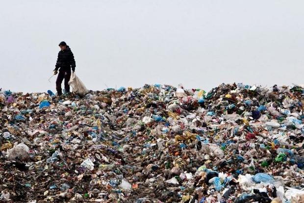 Скандальная мусорная свалка во Львове грозит новой катастрофой