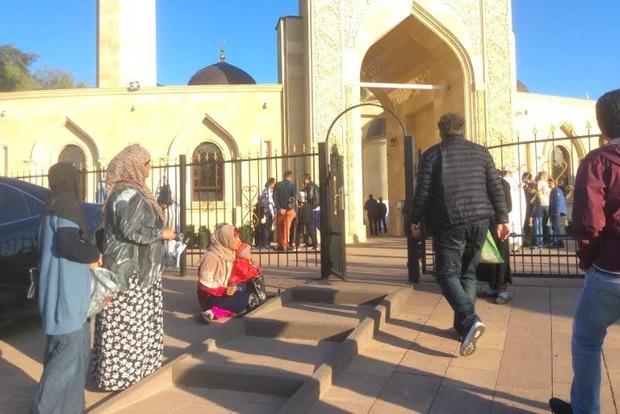 Сегодня мусульмане столицы отмечают «Курбан-Байрам»